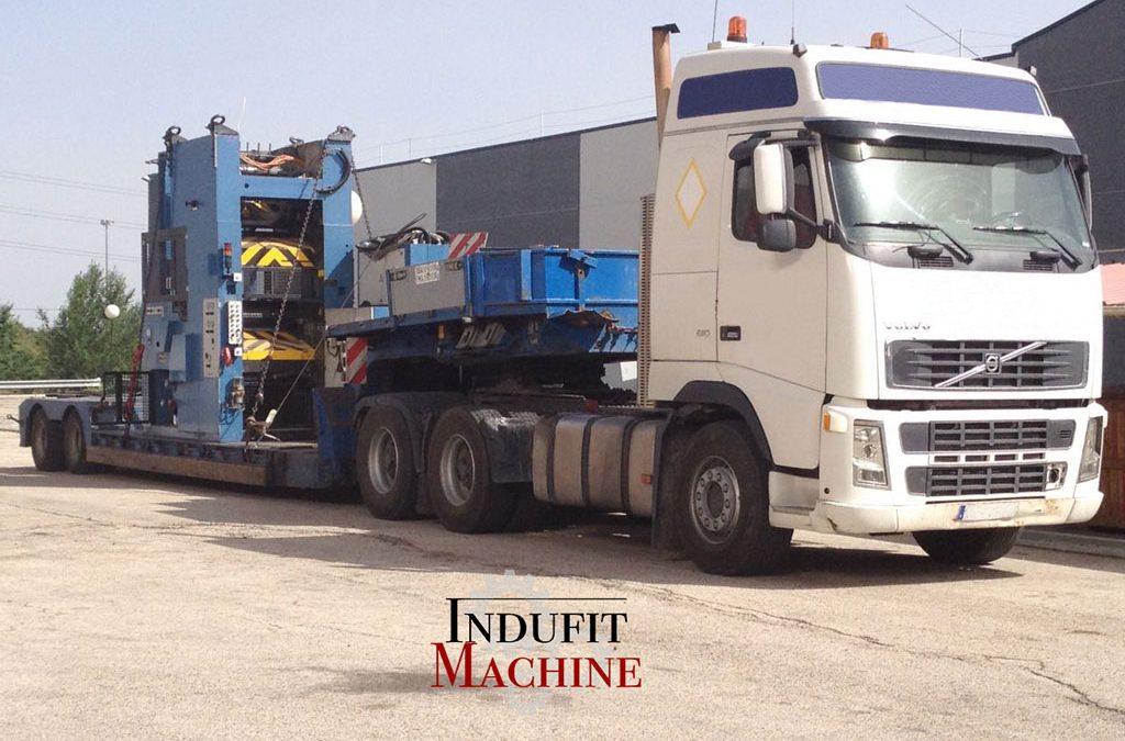 Heavy-duty Machinery Transportation